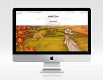 October Hill Home page illustration