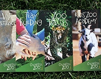 ZOO PRODUCT LEAFLETS