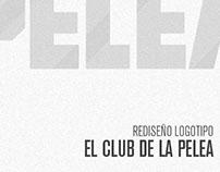 Logotipo - El Club de la pelea