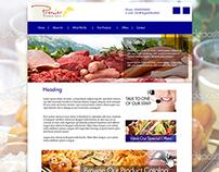 Premier Frozen Foods Work In Progress - Rough Sketches