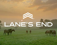 Lane's End Horse Farm