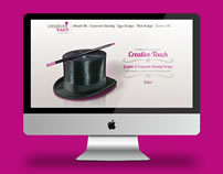 Creative Touch Website