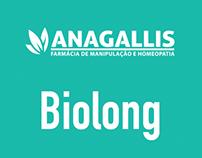 Farmácia Anagallis - Campanha Biolong
