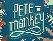 Pete the Monkey 2014
