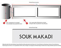 Madinet Makadi road directional signs