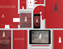 Grupo Lighthouse - Identidade Visual
