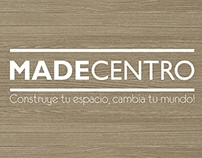 Diseño web MADECENTRO  /  Web design MADECENTRO.