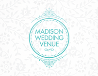 Madison Wedding Venue - Branding Project