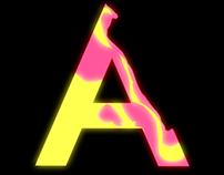 Free Animated font