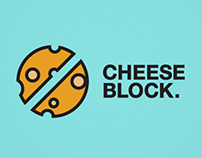 Checkers: Cheese Block