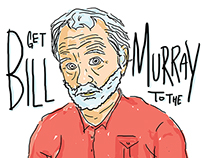 Get Bill Murray to the Potato Salad Party!