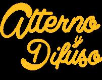 Diseño Editorial: Alterno y Difuso