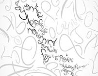 Type Specimen Poster: Gale