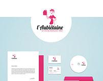 L'Aubiétaine - Visual identity - Studio-NP