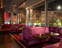 Restaurant. Photo. Stockholm.