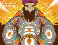 Bhakti Child - CD artwork