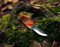 Ulv Knife - graduation project