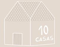 10 CASAS