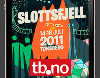 iPhone Apps - Slottsfjel (Norway)