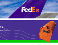 FedEx Office Direct Mail Service - Email & Landing Page
