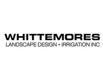 Whittemores Landscaping Branding and Website