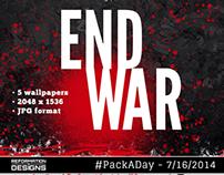 #PackADay - 7/17/14 #EndWar FREE wallpapers