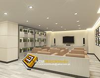 NAIA Terminal 2 Lounge (WIP)