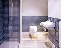 Luxury Bathroom 3D Visuals