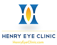 Henry Eye Clinic: Business Cards