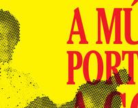 A Música Portuguesa a Gostar Dela Própria...