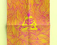 // AWAKEN // Flyer Ilustration //