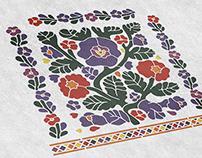 stylized motifs / стилізовані орнаменти