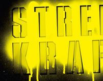 XXII STREITKRAFT - Font Family