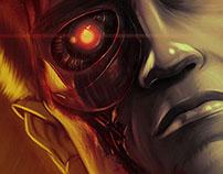 Terminator 2 tribute