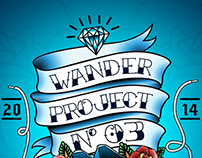 WANDER PROJECT No. 03