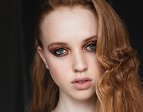 Masha. Model test