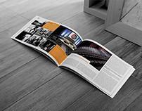 Making Business Brochure Template