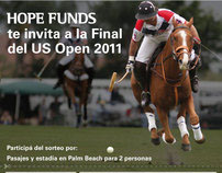 Hope Fund flyer