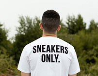 #SneakersOnly