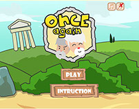 Once Again (Interactive Web Game)
