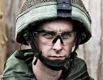 Military portraiture