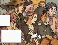 Inquisition - Comic