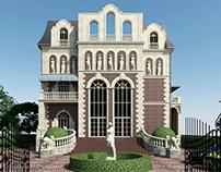 private villa #1