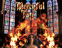 Redesign  Mercyful Fate digipack
