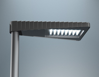 Outdoor LED Luminaire – Clever Box™ / EDDP@FEUP