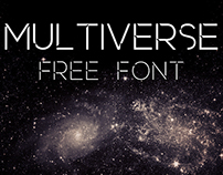 Multiverse - Free Font