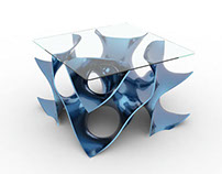 Gyroid table #1
