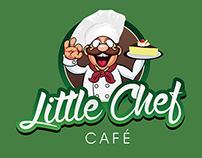 Little Chef Café Menu Designs