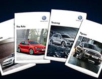 Volkswagen Brochure Design
