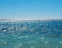 simulación oceano